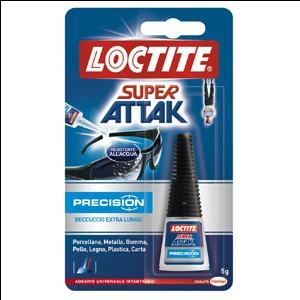 Līme LOCTITE SUPER ATTAK PRECISION,  5gr.