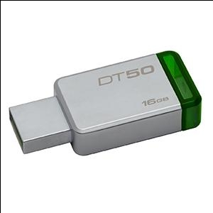 Atmiņa 16Gb USB3.0 DT50 Kingston