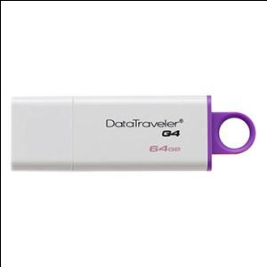 Atmiņa 64Gb USB3.0 G4 DataTraveler Kingston