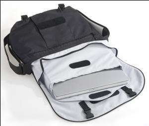 Soma port.datoram MESSENGER black/grey Ednet