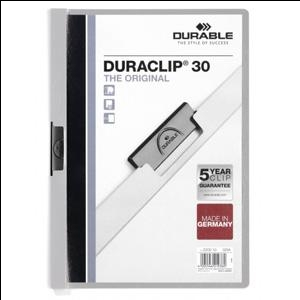 Mape Duraclip Original 30 DURABLE,  pelēka