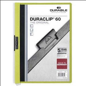 Mape Duraclip Original 60 DURABLE,  zaļa