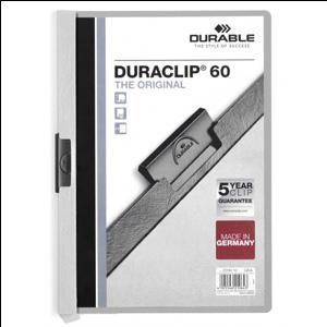 Mape Duraclip Original 60 DURABLE,  pelēka